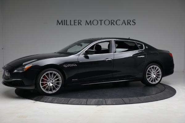 Used 2019 Maserati Quattroporte S Q4 GranLusso for sale Call for price at Aston Martin of Greenwich in Greenwich CT 06830 2