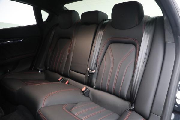 New 2019 Maserati Quattroporte S Q4 GranLusso for sale Sold at Aston Martin of Greenwich in Greenwich CT 06830 24