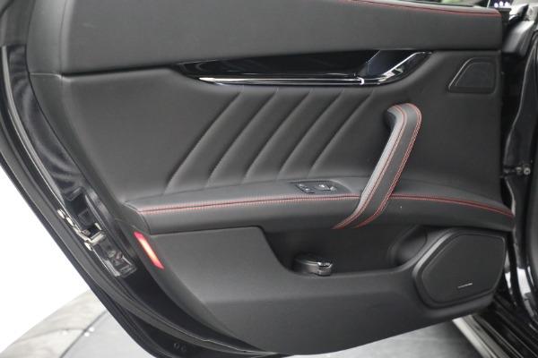 New 2019 Maserati Quattroporte S Q4 GranLusso for sale Sold at Aston Martin of Greenwich in Greenwich CT 06830 25