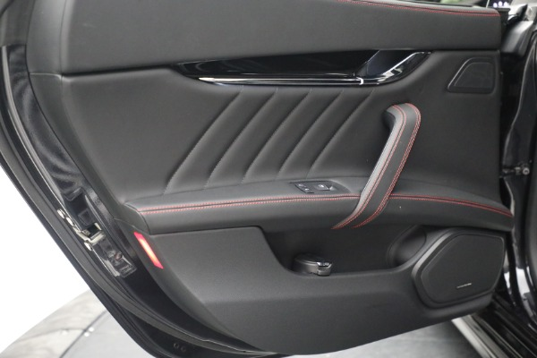 Used 2019 Maserati Quattroporte S Q4 GranLusso for sale Call for price at Aston Martin of Greenwich in Greenwich CT 06830 25