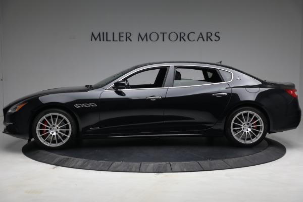 Used 2019 Maserati Quattroporte S Q4 GranLusso for sale Call for price at Aston Martin of Greenwich in Greenwich CT 06830 3