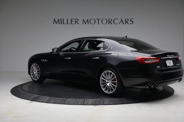 Used 2019 Maserati Quattroporte S Q4 GranLusso for sale Call for price at Aston Martin of Greenwich in Greenwich CT 06830 4