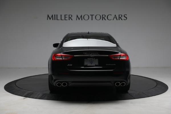 New 2019 Maserati Quattroporte S Q4 GranLusso for sale Sold at Aston Martin of Greenwich in Greenwich CT 06830 6