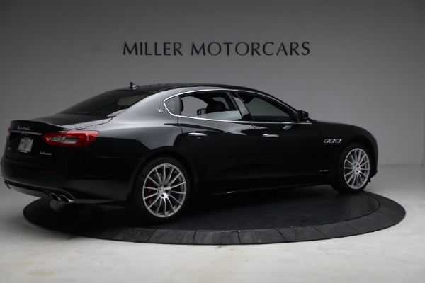 Used 2019 Maserati Quattroporte S Q4 GranLusso for sale Call for price at Aston Martin of Greenwich in Greenwich CT 06830 8