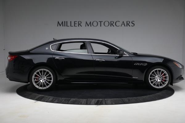 Used 2019 Maserati Quattroporte S Q4 GranLusso for sale Call for price at Aston Martin of Greenwich in Greenwich CT 06830 9