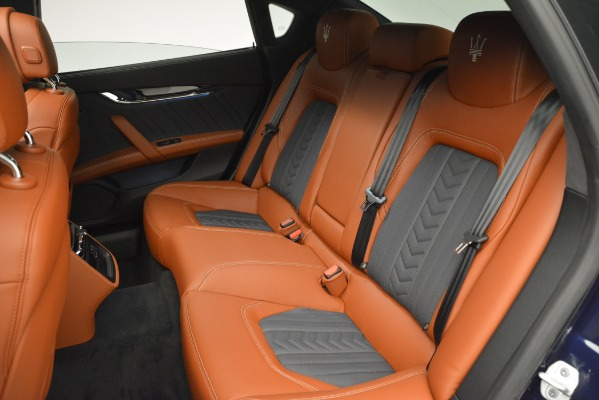 New 2019 Maserati Quattroporte S Q4 GranLusso for sale Sold at Aston Martin of Greenwich in Greenwich CT 06830 16