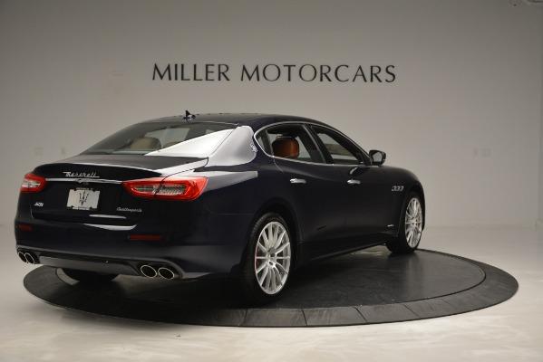 New 2019 Maserati Quattroporte S Q4 GranLusso for sale Sold at Aston Martin of Greenwich in Greenwich CT 06830 7