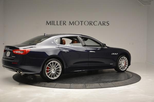 New 2019 Maserati Quattroporte S Q4 GranLusso for sale Sold at Aston Martin of Greenwich in Greenwich CT 06830 8