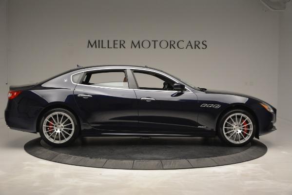 New 2019 Maserati Quattroporte S Q4 GranLusso for sale Sold at Aston Martin of Greenwich in Greenwich CT 06830 9