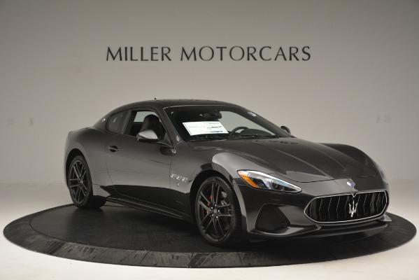 New 2018 Maserati GranTurismo Sport for sale Sold at Aston Martin of Greenwich in Greenwich CT 06830 10