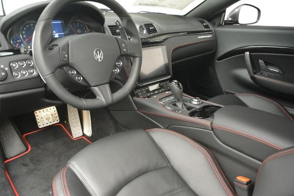 New 2018 Maserati GranTurismo Sport for sale Sold at Aston Martin of Greenwich in Greenwich CT 06830 13