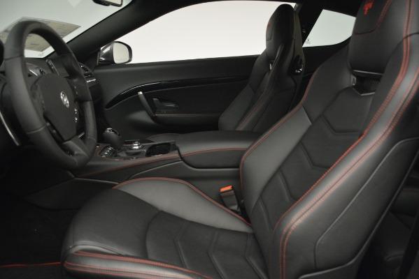 New 2018 Maserati GranTurismo Sport for sale Sold at Aston Martin of Greenwich in Greenwich CT 06830 14