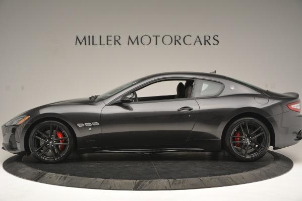 New 2018 Maserati GranTurismo Sport for sale Sold at Aston Martin of Greenwich in Greenwich CT 06830 2