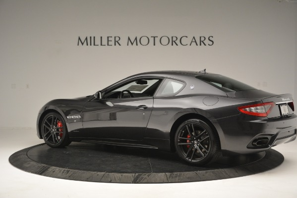 New 2018 Maserati GranTurismo Sport for sale Sold at Aston Martin of Greenwich in Greenwich CT 06830 3