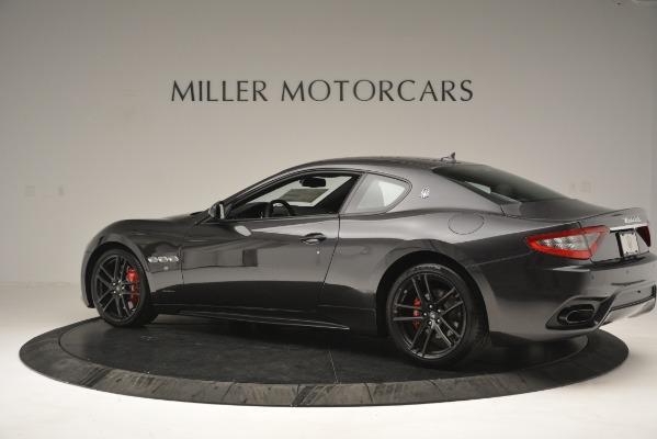 New 2018 Maserati GranTurismo Sport for sale Sold at Aston Martin of Greenwich in Greenwich CT 06830 4