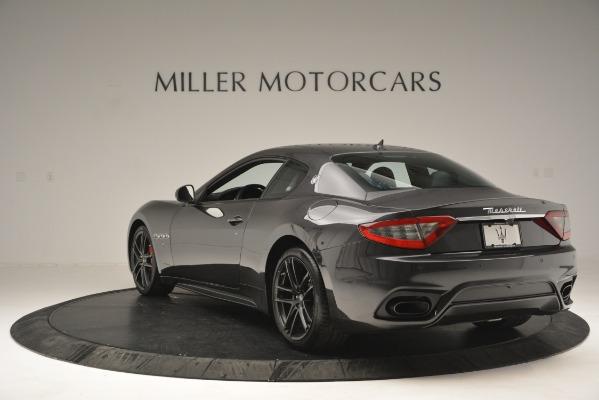 New 2018 Maserati GranTurismo Sport for sale Sold at Aston Martin of Greenwich in Greenwich CT 06830 5
