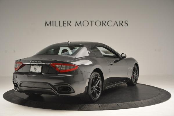 New 2018 Maserati GranTurismo Sport for sale Sold at Aston Martin of Greenwich in Greenwich CT 06830 7