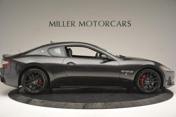 New 2018 Maserati GranTurismo Sport for sale Sold at Aston Martin of Greenwich in Greenwich CT 06830 8