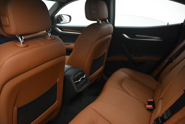 New 2019 Maserati Ghibli S Q4 for sale Sold at Aston Martin of Greenwich in Greenwich CT 06830 16