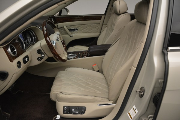 Used 2014 Bentley Flying Spur W12 for sale Sold at Aston Martin of Greenwich in Greenwich CT 06830 18