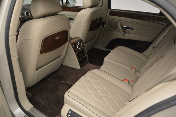 Used 2014 Bentley Flying Spur W12 for sale Sold at Aston Martin of Greenwich in Greenwich CT 06830 24