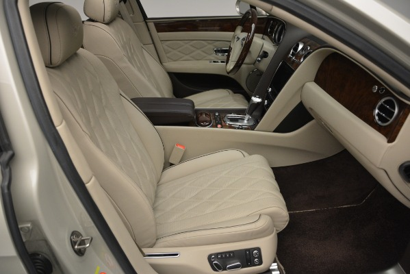 Used 2014 Bentley Flying Spur W12 for sale Sold at Aston Martin of Greenwich in Greenwich CT 06830 27
