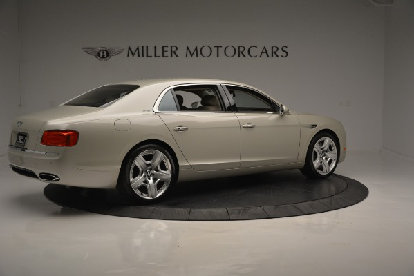 Used 2014 Bentley Flying Spur W12 for sale Sold at Aston Martin of Greenwich in Greenwich CT 06830 8