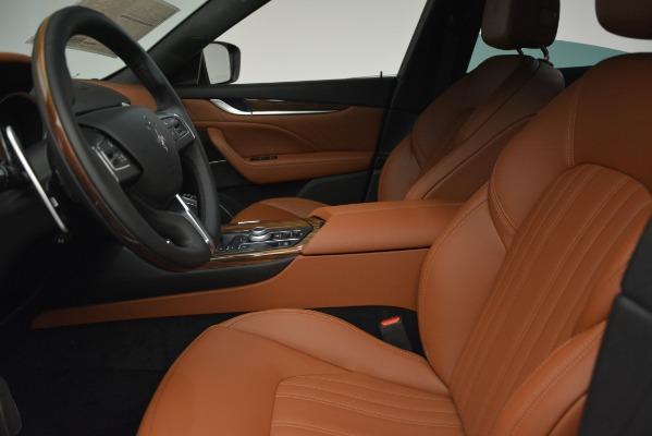 Used 2019 Maserati Levante Q4 GranLusso for sale Sold at Aston Martin of Greenwich in Greenwich CT 06830 14