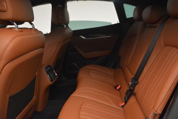 Used 2019 Maserati Levante Q4 GranLusso for sale Sold at Aston Martin of Greenwich in Greenwich CT 06830 18