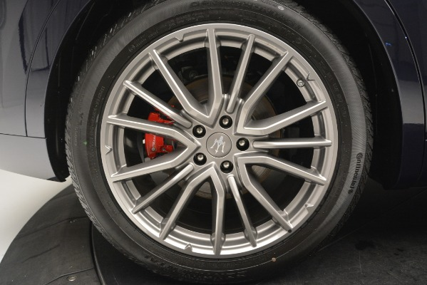 Used 2019 Maserati Levante Q4 GranLusso for sale Sold at Aston Martin of Greenwich in Greenwich CT 06830 26