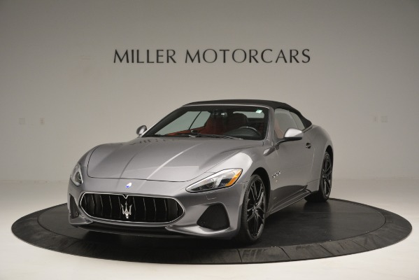 Used 2018 Maserati GranTurismo Sport for sale $102,900 at Aston Martin of Greenwich in Greenwich CT 06830 10