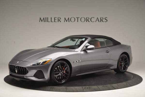Used 2018 Maserati GranTurismo Sport for sale $102,900 at Aston Martin of Greenwich in Greenwich CT 06830 12