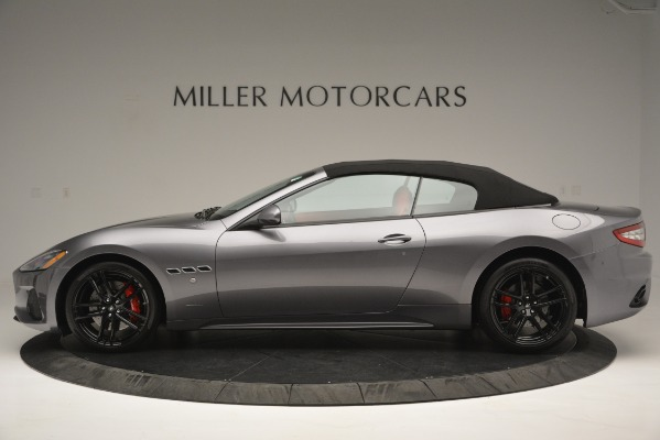Used 2018 Maserati GranTurismo Sport for sale Sold at Aston Martin of Greenwich in Greenwich CT 06830 13