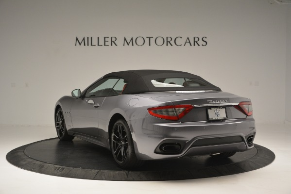 Used 2018 Maserati GranTurismo Sport for sale $102,900 at Aston Martin of Greenwich in Greenwich CT 06830 15