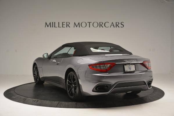 Used 2018 Maserati GranTurismo Sport for sale Sold at Aston Martin of Greenwich in Greenwich CT 06830 15