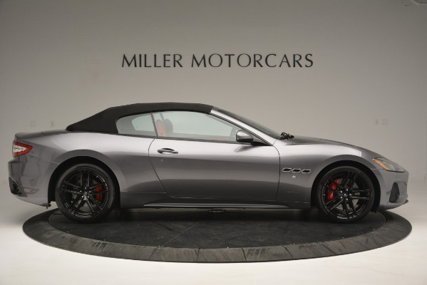 Used 2018 Maserati GranTurismo Sport for sale $102,900 at Aston Martin of Greenwich in Greenwich CT 06830 18