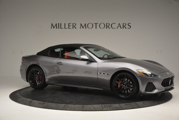 Used 2018 Maserati GranTurismo Sport for sale $102,900 at Aston Martin of Greenwich in Greenwich CT 06830 19