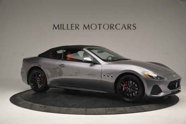 Used 2018 Maserati GranTurismo Sport for sale Sold at Aston Martin of Greenwich in Greenwich CT 06830 19
