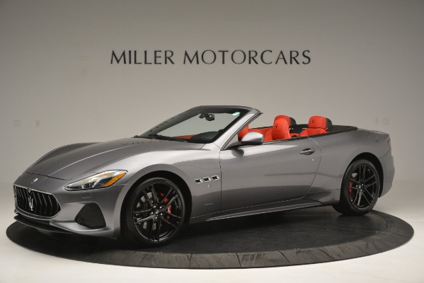 Used 2018 Maserati GranTurismo Sport for sale $102,900 at Aston Martin of Greenwich in Greenwich CT 06830 2