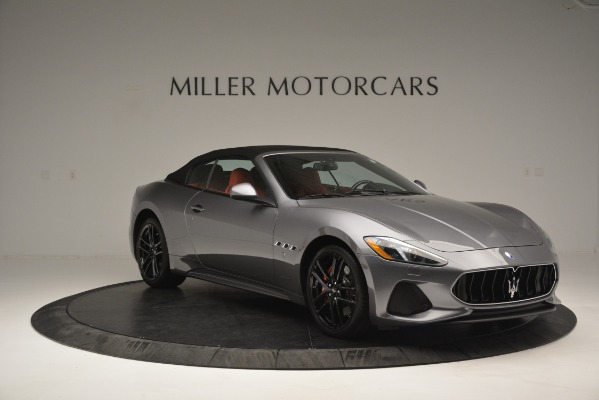Used 2018 Maserati GranTurismo Sport for sale $102,900 at Aston Martin of Greenwich in Greenwich CT 06830 20