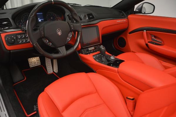 Used 2018 Maserati GranTurismo Sport for sale Sold at Aston Martin of Greenwich in Greenwich CT 06830 22