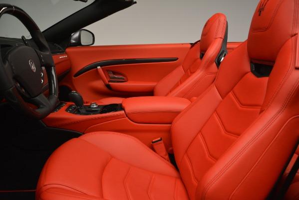 Used 2018 Maserati GranTurismo Sport for sale Sold at Aston Martin of Greenwich in Greenwich CT 06830 23