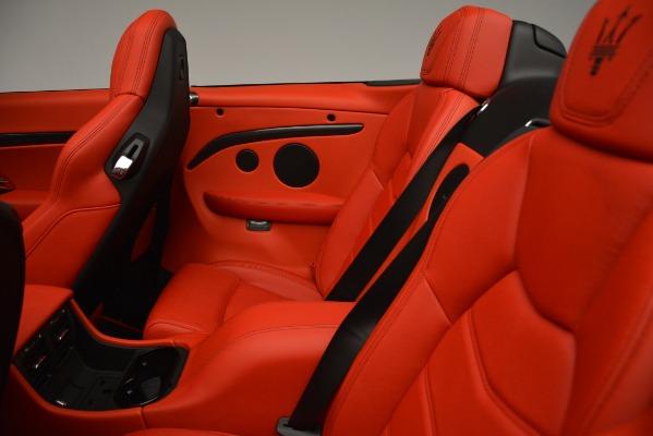 Used 2018 Maserati GranTurismo Sport for sale Sold at Aston Martin of Greenwich in Greenwich CT 06830 26