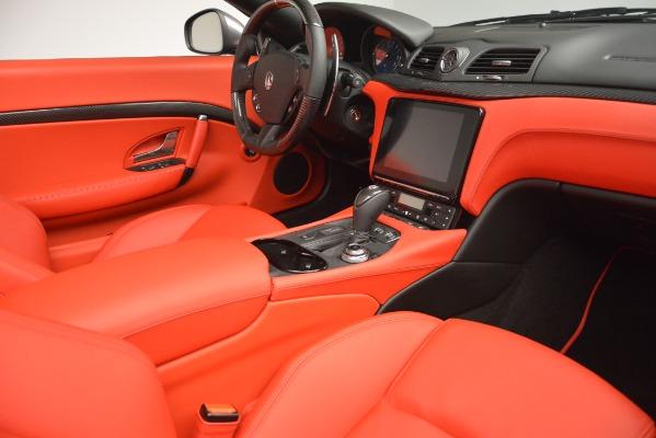 Used 2018 Maserati GranTurismo Sport for sale Sold at Aston Martin of Greenwich in Greenwich CT 06830 28