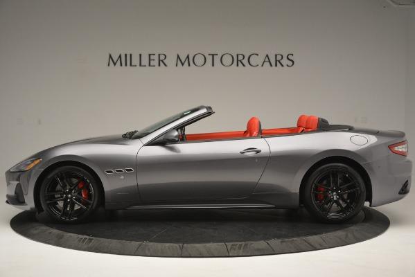 Used 2018 Maserati GranTurismo Sport for sale Sold at Aston Martin of Greenwich in Greenwich CT 06830 3