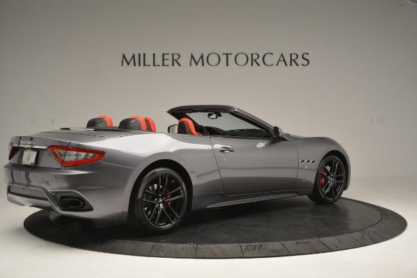 Used 2018 Maserati GranTurismo Sport for sale $102,900 at Aston Martin of Greenwich in Greenwich CT 06830 6