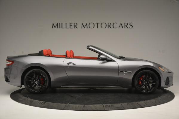 Used 2018 Maserati GranTurismo Sport for sale Sold at Aston Martin of Greenwich in Greenwich CT 06830 7