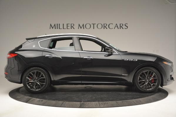 New 2019 Maserati Levante Q4 GranLusso for sale Sold at Aston Martin of Greenwich in Greenwich CT 06830 10