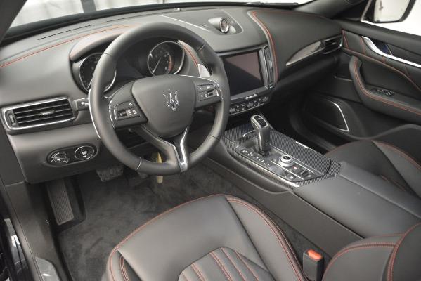 New 2019 Maserati Levante Q4 GranLusso for sale Sold at Aston Martin of Greenwich in Greenwich CT 06830 15