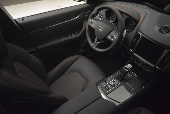 New 2019 Maserati Levante Q4 GranLusso for sale Sold at Aston Martin of Greenwich in Greenwich CT 06830 19